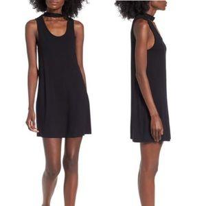 $65 Topshop Choker Sleeveless Swing Tunic Dress 4